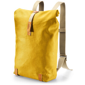 Brooks Pickwick Canvas Backpack 26l curry/okker
